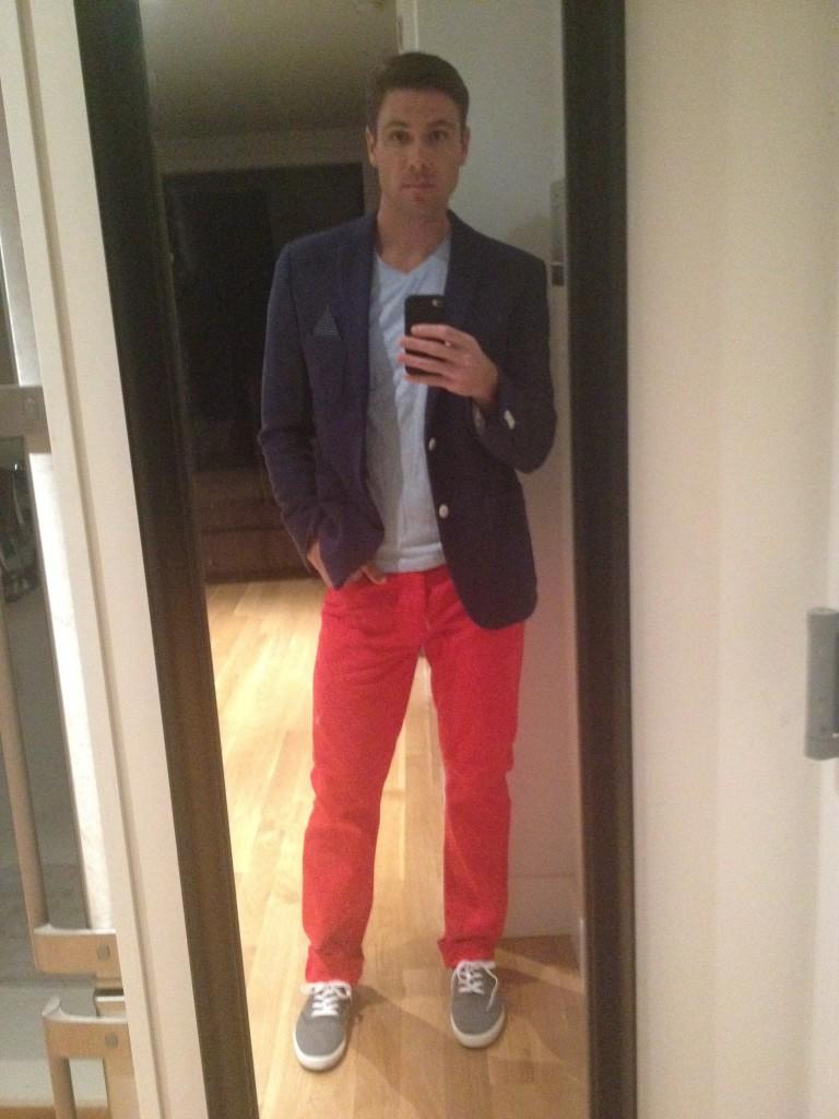 Corey Stansell - wardrobe by Apparel Addiction