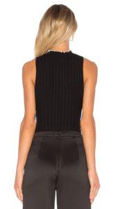 NBD Hope Bodysuit Black & Beige